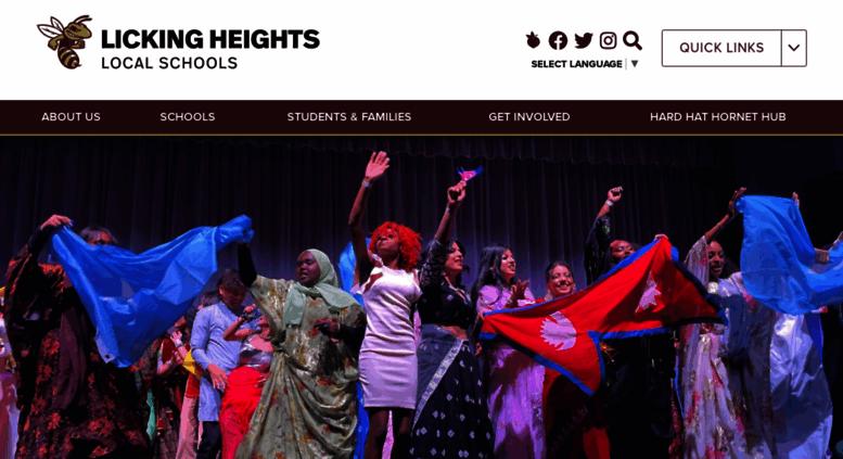 heights local schools