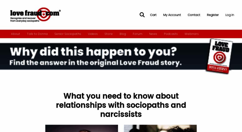 Lovefraud com