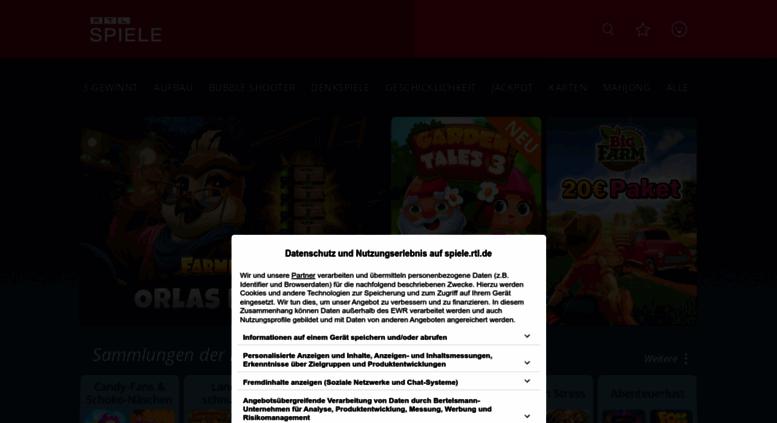 Access M2prtlde Kostenlose Online Spiele Bei Rtlspielede
