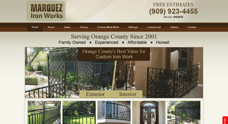 Surprising Iron Entry Doors Orange County Ca Pictures