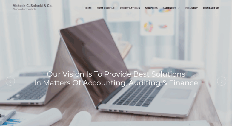 chartered accountant india
