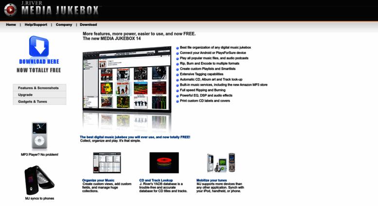 free download music jukebox software