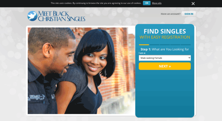 Black christian singles meet