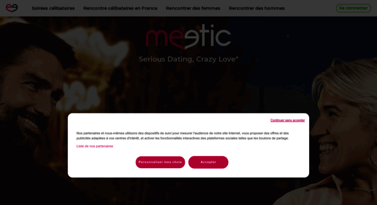 Meetic ch rencontres