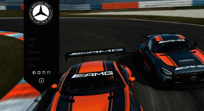 Access mercedesbenzclub.it. Mercedes-Benz Club Italia e forum - on lamborghini forum, chevy forum, audi forum, toyota forum, bmw forum,