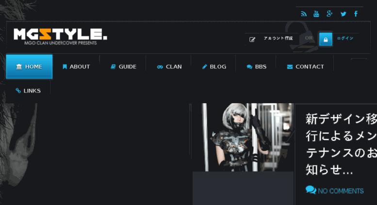 mgo3.pw screenshot