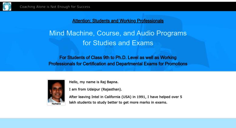 Raj Bapna Mind Power Study Techniques Pdf