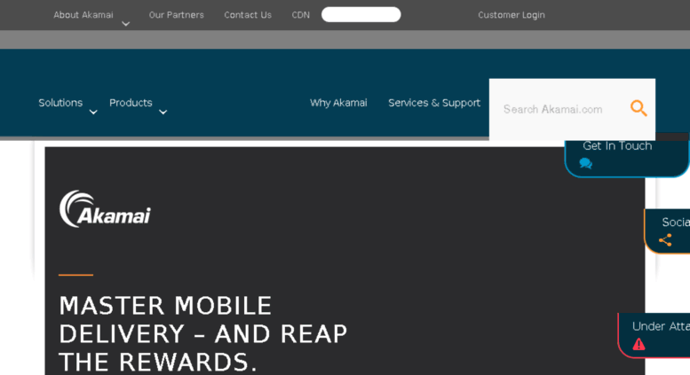 Access Mobitestakamai Master Mobile Delivery And Reap The