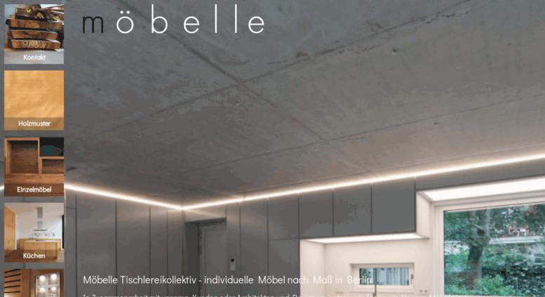 Access moebelle.net. Möbelle Tischlereikollektiv - Möbeltischlerei ...