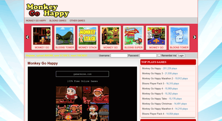 Monkey Go Happy Games – Free Play Monkey Go Happy 1,2,3,4,5 and Happy Christmas Games