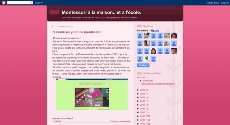 Maison Montessori. Stunning Dcouvrir Le Monde En Samusant ... - photo#17