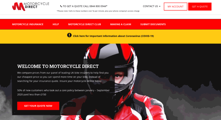Direct General Quote Best Direct General Motorcycle Insurance Quote  Raipurnews