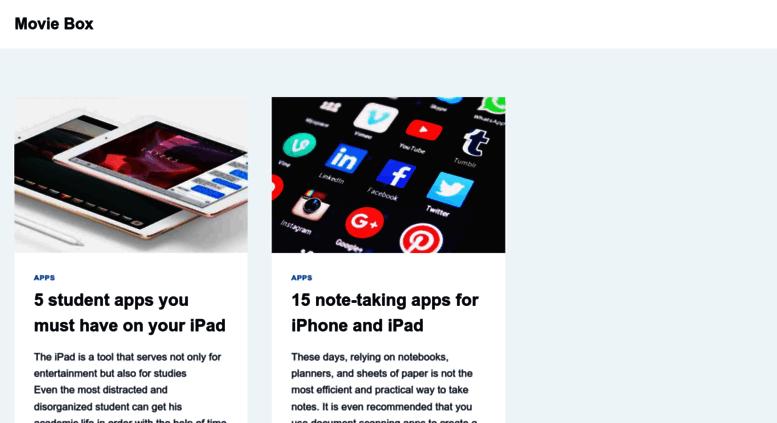 movie box app download for ipad