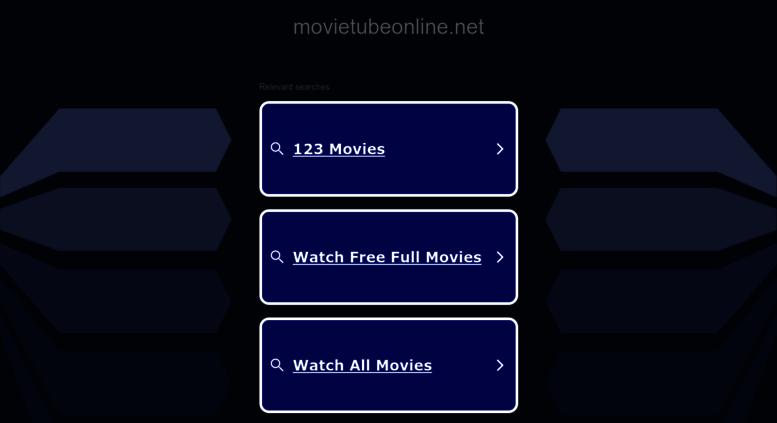 movietubeonlinenet screenshot