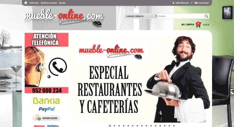 Disear muebles online great amazing awesome pomos for Compra de muebles por internet