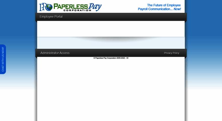my estub Access my-estub.com. My-Estub ©Paperless Pay Corporation 2014