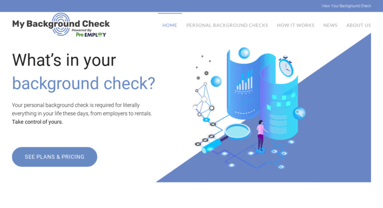 Access Mybackgroundcheck Com My Background Check Small Business