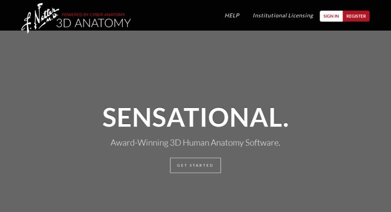 Access Netter3danatomy Netter3danatomy 3d Human Anatomy