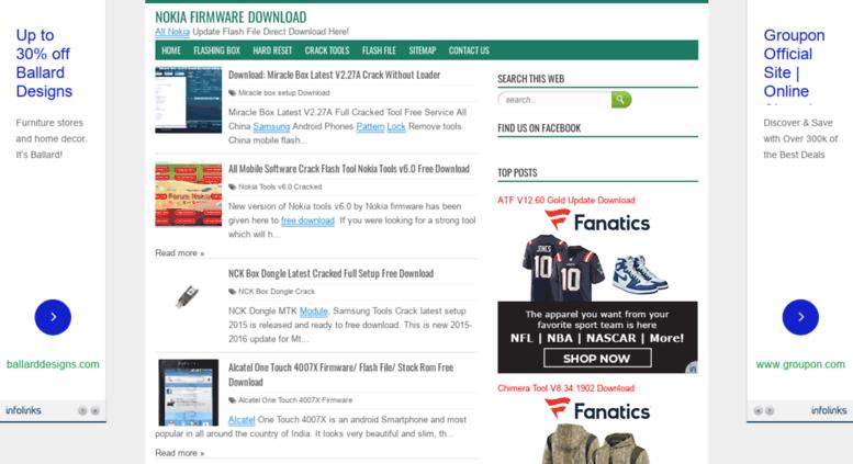 nokia firmware software download