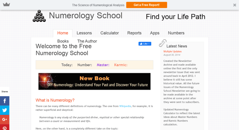 Access Numerology School Com Free Numerology School What Is