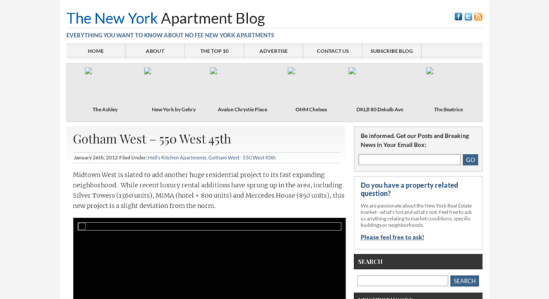 Access New York No Fee Apartments Insider Information