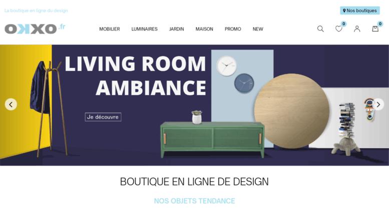 Boutique Design En Ligne access okxo.fr. boutique en ligne de design, mobilier, objet design