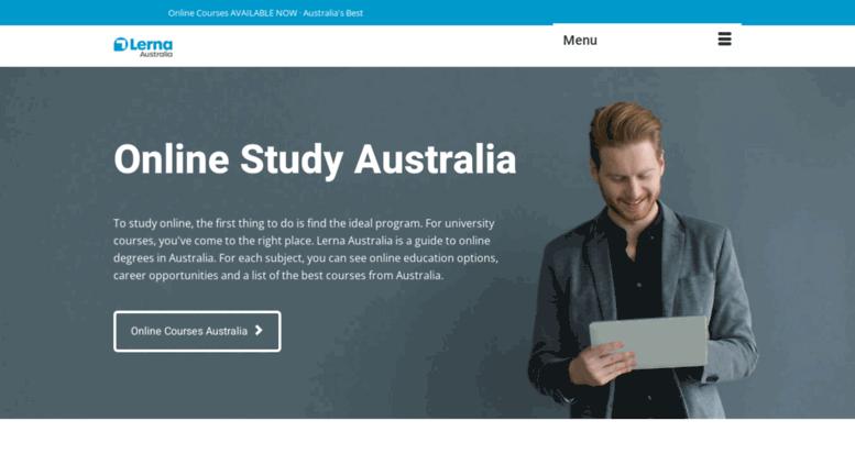 Distance Learning Australia | AustralianUniversities.com.au