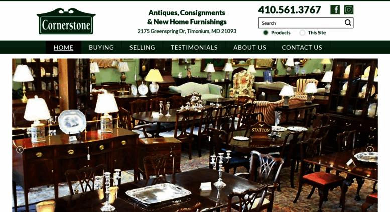 Baltimore, Maryland Furniture Store U2013 Cornerstone