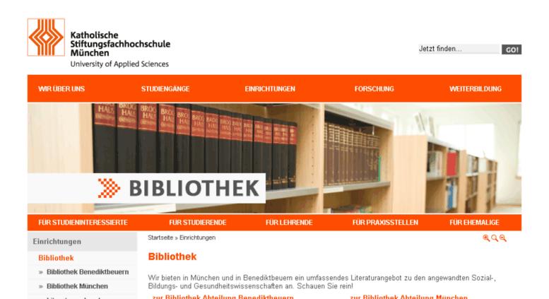 Gemeindebibliothek neubiberg online dating