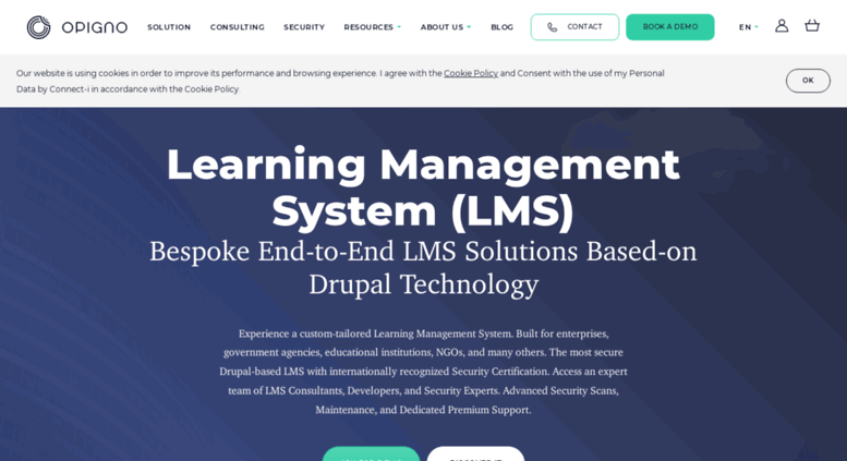 Access opigno.org. Opigno LMS | Learning Management done Right ...