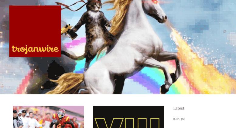 Access pacrepublic.com. TrojanWire – Chronicling USC dominance ...