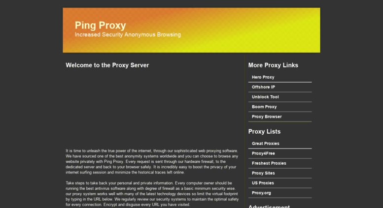 free unblock websites proxy download