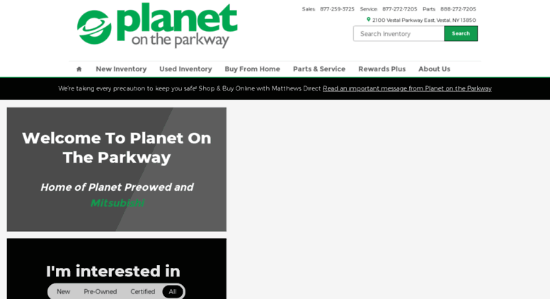 Access Planetpreowned Com Used Cars Used Trucks Used Suv Used