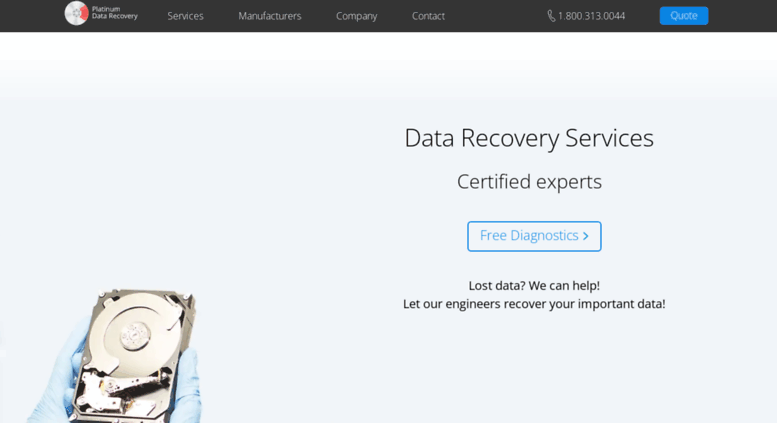 access platinumdatarecovery com data recovery services los angeles