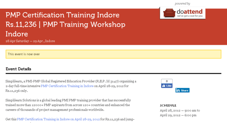 Access Pmp Training Indiaattend Pmp Certification Training