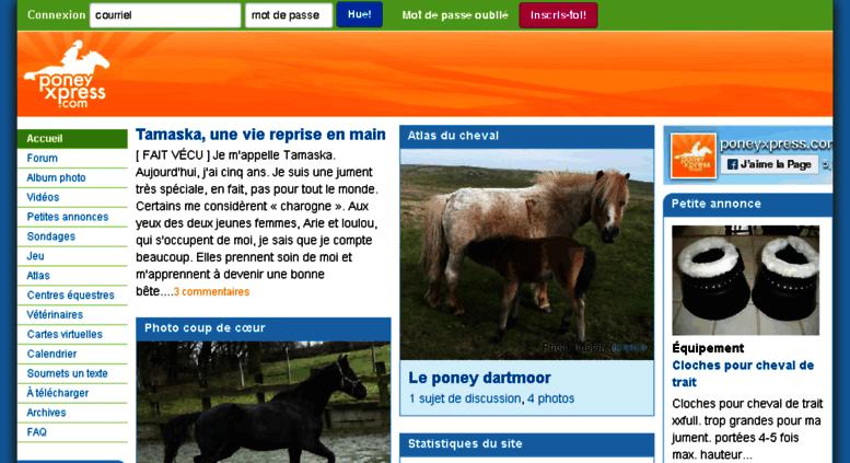 poney xpress