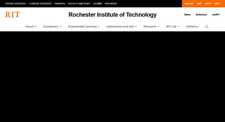 Rit Login Error