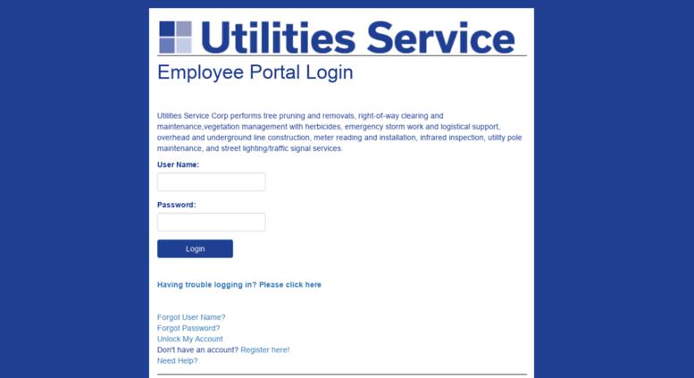 https://portal.utilservcorp.com