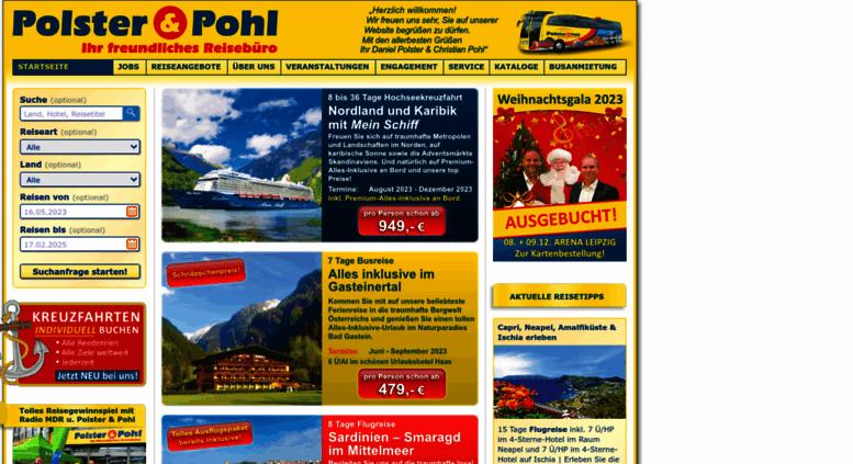 Polster Und Pohl Katalog