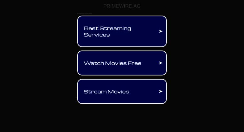 Access primewire.ag. www.primewire.ag
