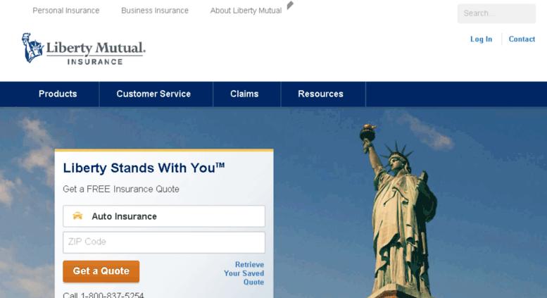 Liberty Mutual Life Insurance Quotes Inspiration Access Public.libertymutualliberty Mutual  Insurance For
