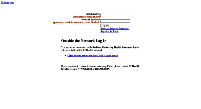 outlook portal login