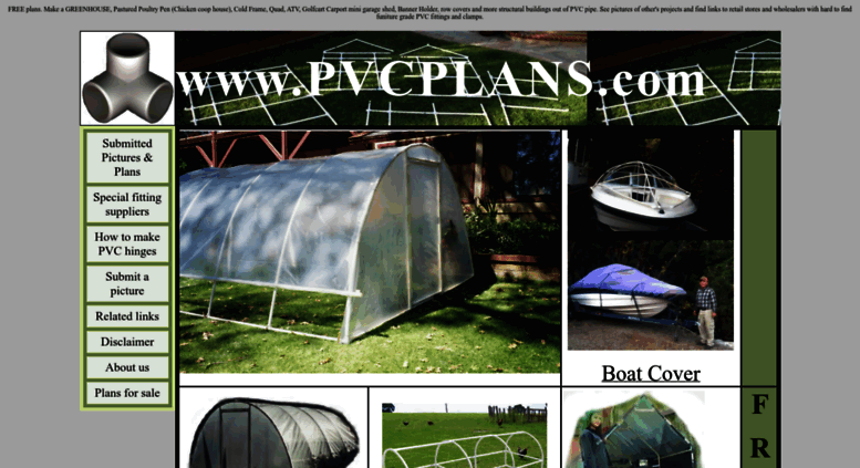 Access pvcplans free plans of pvc pipe structures greenhouse