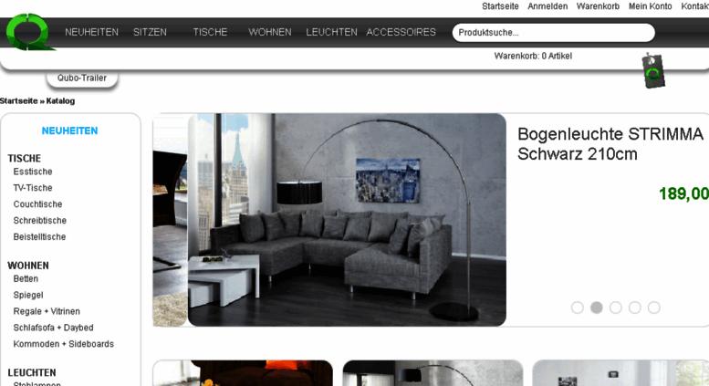 Access Qubo Design De Qubo Wohndesign Onlineshop Designermobel Hamburg