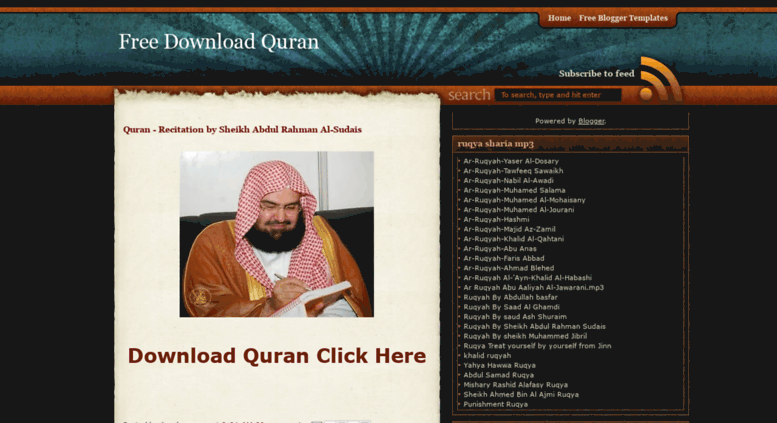 Muat Turun Al Quran Full By Abdul Rahman College Athletics quranaudio.info