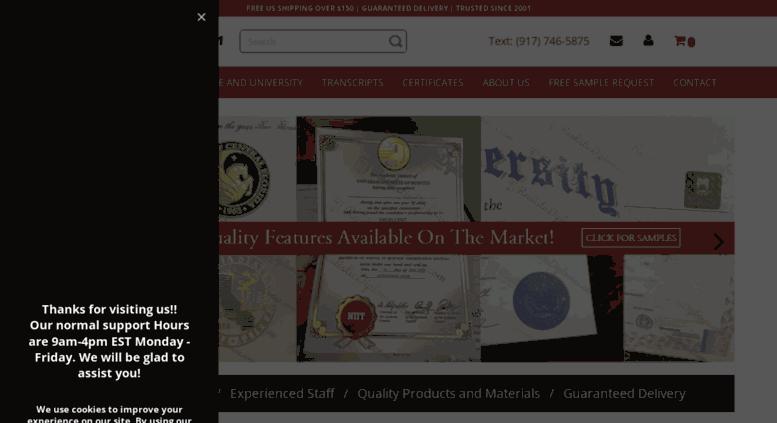 realistic diplomas fake certificate diplomas transcripts degree