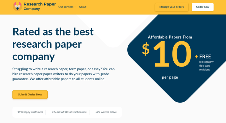 best buy research paper Terrific academic solution to buy research papers from unbeatable prices, superb writing, and research quality constant discounts for devoted customers.
