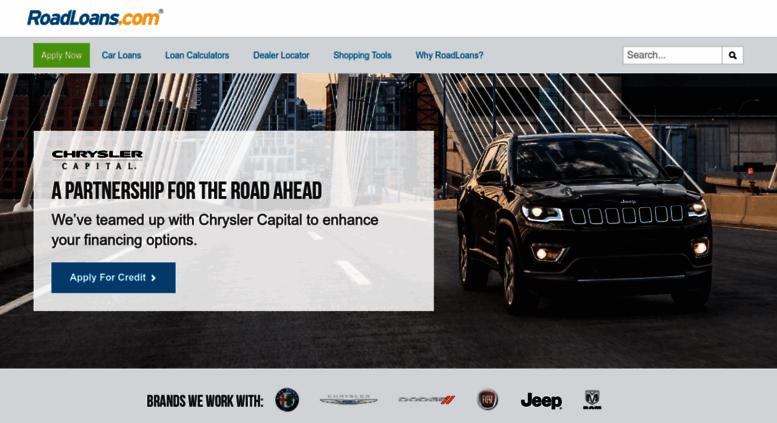 Access roadloans.com. Auto Financing | New & Used Car Loans l Auto ...