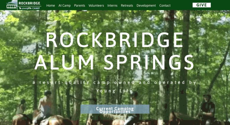 Access Rockbridgeyounglife Welcome To Rockbridge