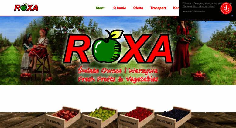 With www roxa pl speaking